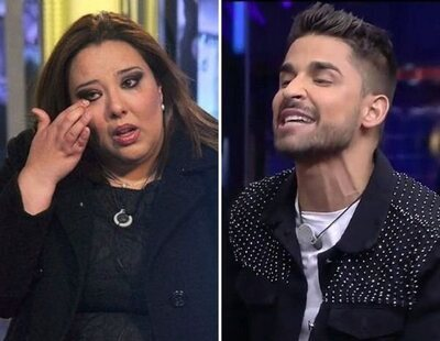 Lorena ('GH 14') rescata vídeos de Miguel Frigenti y su madre insultándola por su peso