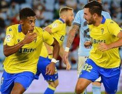 La derrota del Celta de Vigo frente al Cádiz roza el medio millón de espectadores en Gol