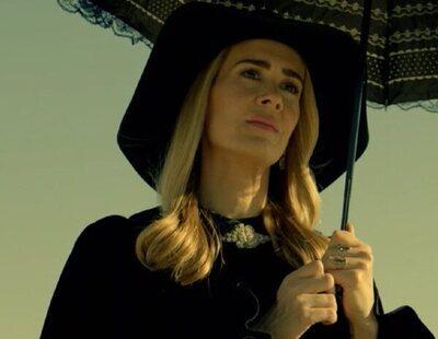 Sarah Paulson podría abandonar 'American Horror Story' tras 'Double Feature'