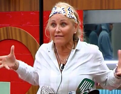 Lucía Pariente estalla contra Miguel Frigenti y Cristina Porta en 'Secret Story'