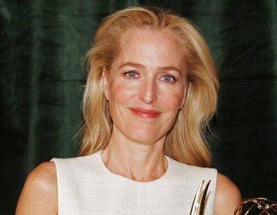 Preguntan a Gillian Anderson si preparó con Margaret Thatcher su papel para 'The Crown'
