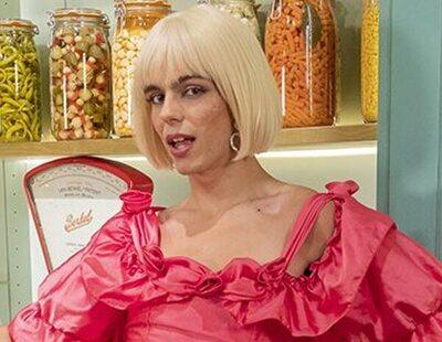 Samantha Hudson, segunda aspirante eliminada en 'Masterchef Celebrity 6'
