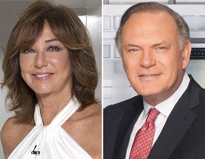 Telecinco emite un especial sobre La Palma con Ana Rosa Quintana y Pedro Piqueras