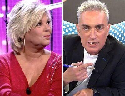 La tensión estalla entre Kiko Hernández y Terelu Campos en 'Secret Story'
