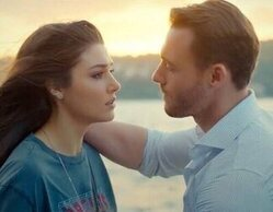 'Love is in the air' lidera con un 4,4%, aunque el cine de Trece (4,2%) le pisa los talones