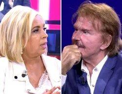"""Carmen Borrego, contra Bigote Arrocet: """"A lo mejor él no estaba cuando visitábamos a mi madre"""""""
