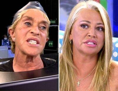 El encontronazo de Chelo García-Cortés y Belén Esteban por culpa de Laura Fa