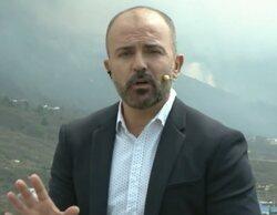 Televisión Canaria no emitirá derrumbes o evacuaciones por cuestiones de respeto tras la erupción del volcán