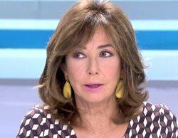 Ana Rosa Quintana abandona 'El programa de AR' en pleno directo para asistir a un encuentro feminista
