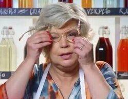 """Terelu Campos sorprende cocinando sus """"gafas al horno"""" en 'Masterchef  Celebrity 6': """"Esto es una fantasía"""""""
