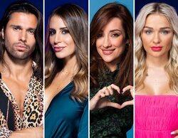 'Secret Story': Luca Onestini, Cristina Porta, Adara, Emmy, Canales Rivera y Cynthia, nominados en la Gala 4