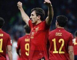 La Selección Española (42,1%) triunfa en su caída contra Francia e 'Infiel' (16,7%) resiste y sube con fuerza