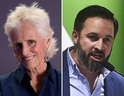 """El contundente repaso de Mercedes Milá a un """"agresivo"""" Santiago Abascal y a Juan Carlos I: """"No debería volver"""""""