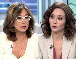 """Ana Rosa e Isabel Díaz Ayuso, contra Instagram por """"censurar"""" un selfie desde la Plaza de Toros de Las Ventas"""