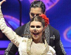 'Dancing With the Stars' desciende y no planta cara a 'The Voice'