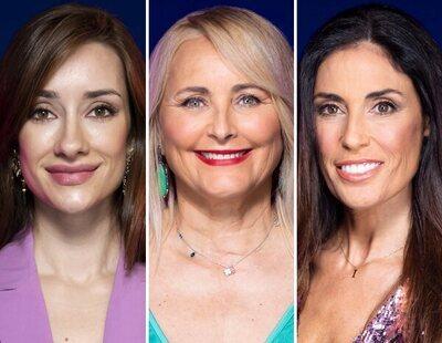 Adara Molinero, Lucía Pariente e Isabel Rábago, concursantes nominadas en 'Secret Story'