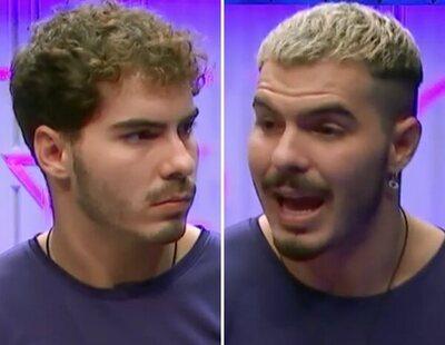 Los Gemeliers, enfrentados tras su cara a cara con Adara Molinero en 'Secret Story'