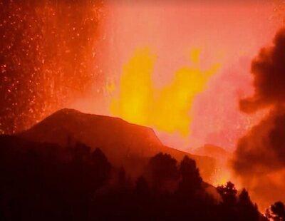 RTVC prepara un homenaje a La Palma un mes después después de la erupción del volcán