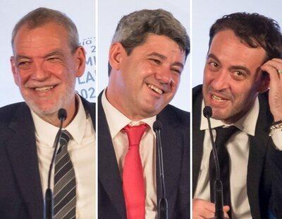 ¿Quiénes son Carmen Mola, los tres guionistas de TV ganadores de un Premio Planeta?