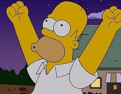 Una empresa británica ofrece 7.000 dólares por ver todos los capítulos de 'Los Simpson'