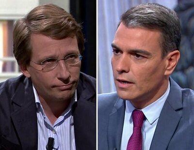 Almeida justifica los abucheos a Pedro Sánchez y defiende a Madrid de los ataques