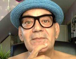 La surrealista entrevista de José Corbacho en 'La Roca': Defiende el humor libre y critica a la clase política