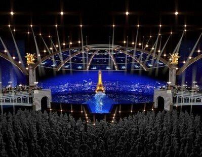 Así es el escenario de Eurovisión Junior 2021, inspirado en los monumentos de París