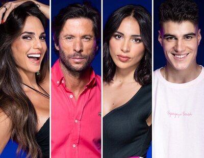 Cynthia Martínez, Canales Rivera, Sandra Pica y Julen, nominados en 'Secret Story'