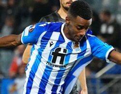El Sturm Graz-Real Sociedad, en Gol, firma lo más visto con 'Mar de amores' muy de cerca