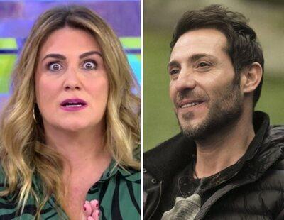 'Sálvame' confirma por error que Marta Riesco es la amante de Antonio David Flores