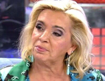 Carmen Borrego destapa la mala economía de María Teresa Campos: