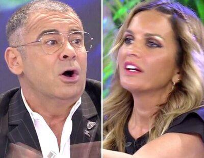 Jorge Javier brota contra Marta López por Olga Moreno:
