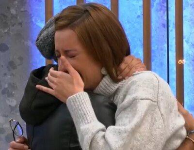 El ataque de ansiedad de Adara Molinero en 'Secret Story' por un mensaje de Lucía Pariente
