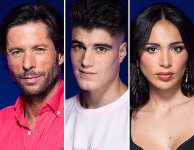 Canales Rivera, Julen y Sandra Pica, nuevos nominados de 'Secret Story'