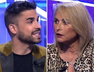 Miguel Frigenti, contra Lucía en 'Secret Story':