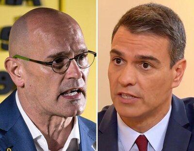 ERC presiona al PSOE para aprobar los Presupuestos: Netflix debe proteger el catalán