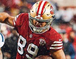 La NFL sigue arrasando en NBC y 'The Equalizer' mejora en CBS