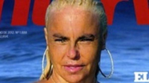Leticia Sabater Se Desnuda En La Portada De Interviú Para Encontrar