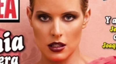 Tania llasera se destapa en la portada de la revista for Sexo gratis pamplona