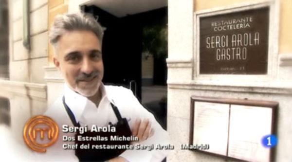 Hacienda precinta el restaurante gastro del cocinero sergi arola - Restaurante de sergi arola ...