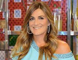 """Carlota Corredera: """"Espero hacerlo bien en 'Abre los ojos... y mira' y no defraudar a la gente que ha confiado en mí"""""""
