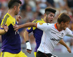 La UEFA Europa League regresa a Cuatro con un fuerte 11,6% con el Valencia - Swansea City