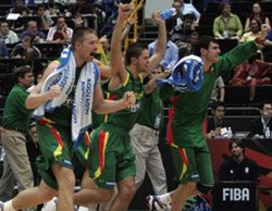 El partido del Eurobasket entre Lituania e Italia anota un 2,2% en el prime time de Energy