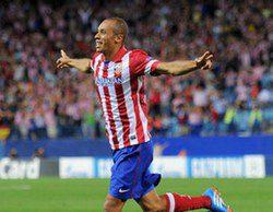 El próximo martes La 1 ofrecerá el partido de la Champions disputado por el Atlético de Madrid contra el Oporto