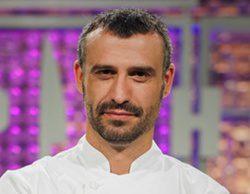 Antonio Canales, concursante de 'Top Chef', evoluciona favorablemente tras sufrir un accidente de tráfico
