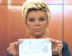 Terelu Campos hace pública la cuantía económica que se le ha embargado a Pipi Estrada tras la demanda que le ganó
