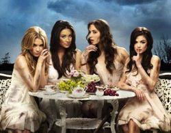 MTV estrena este miércoles la segunda temporada de 'Pequeñas mentirosas'