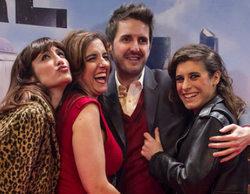 La tercera temporada de 'Con el culo al aire' calienta motores con cuatro nuevos personajes