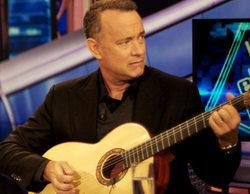 Así fue la grabación de la visita de Tom Hanks a 'El Hormiguero' en París