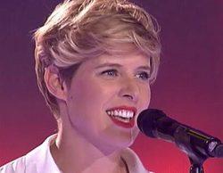 Tania Llasera se hace pasar por concursante en 'La voz' y no consigue el apoyo de ningún coach
